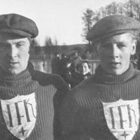 Bild 4 VFH     IFK  Gunnar Carlsson  Karl-Erik Södergren 1940-tal.jpg